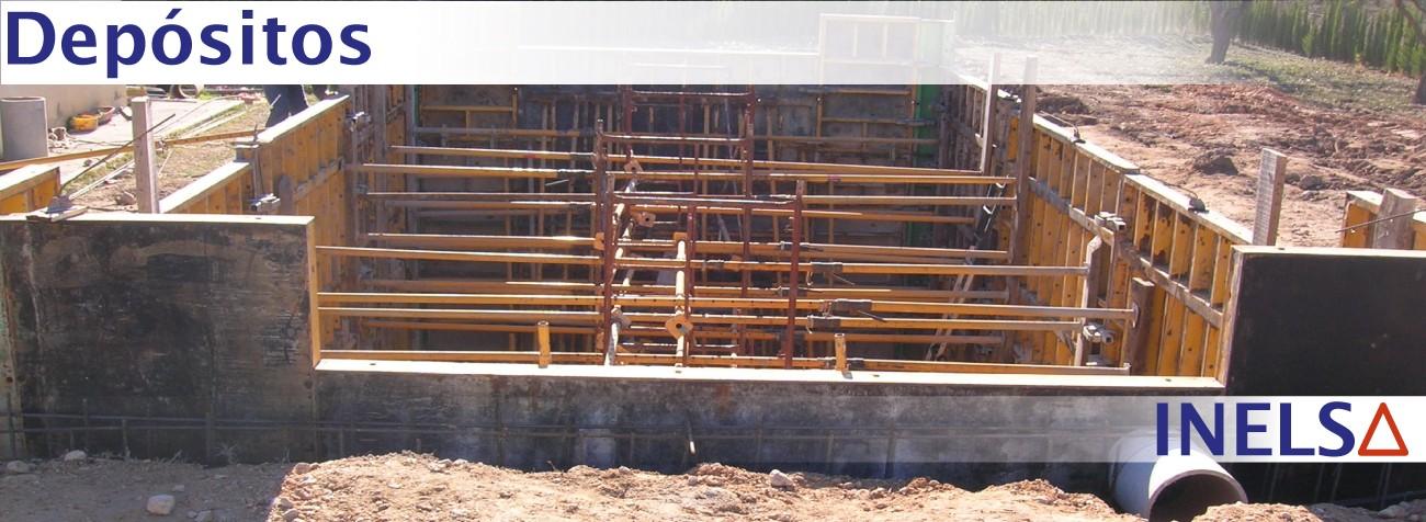 Empresas de Construcción de Balsas de riego y Depósitos de riego precio en Alicante