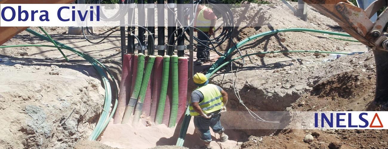Empresa de Construcción de Obra Civil Canalizaciones precio en Alicante