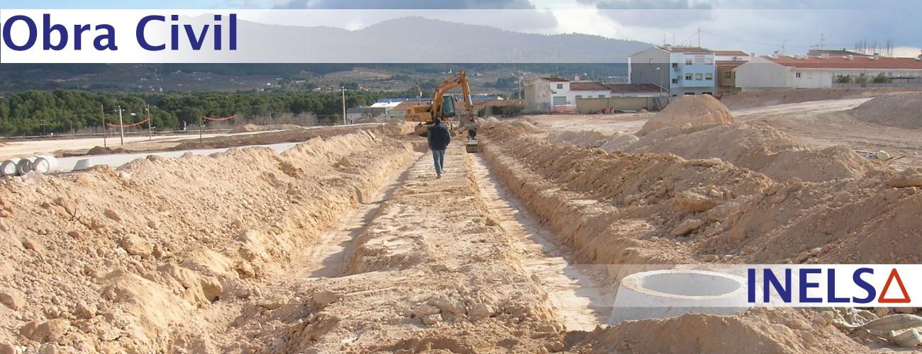 Empresa canalizaciones agua saneamiento riego electricidad precios en Alicante