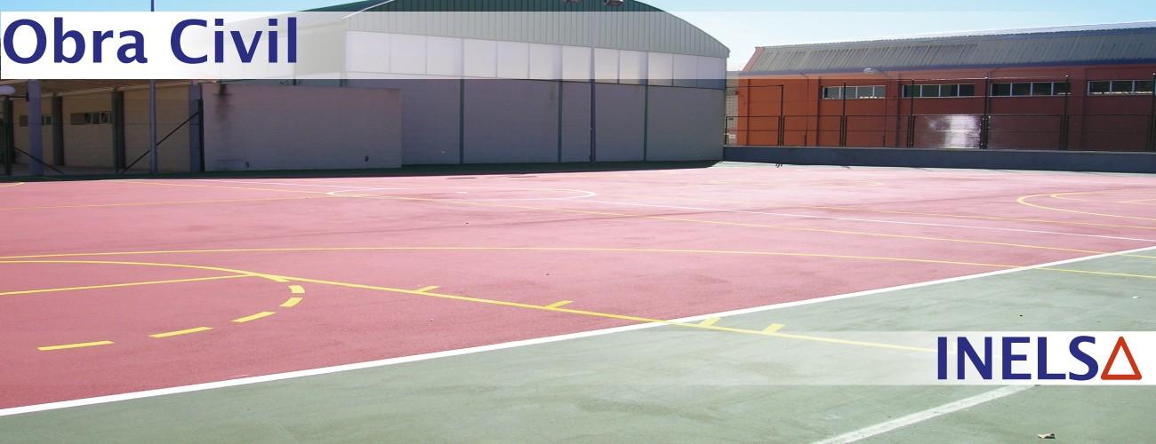 Empresa Construcción de Pistas Deportivas y Pavimentos Deportivos presupuesto en Alicante