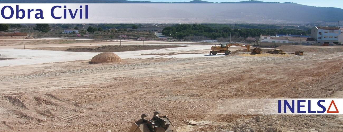 Empresa de Excavaciones y Movimiento de tierras presupuesto en Alicante