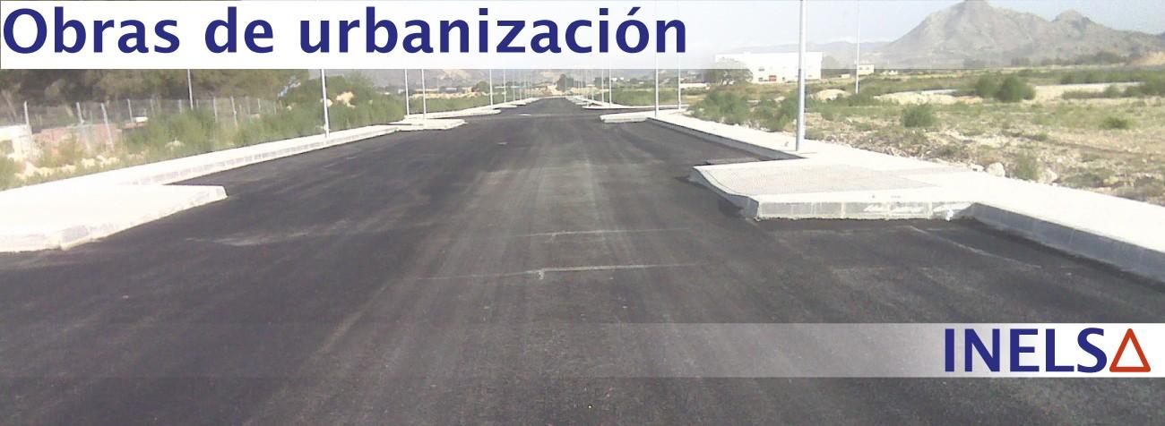 Empresas de Construcción de Proyectos de Urbanización en Alicante y Agentes Urbanizadores presupuesto en Alicante