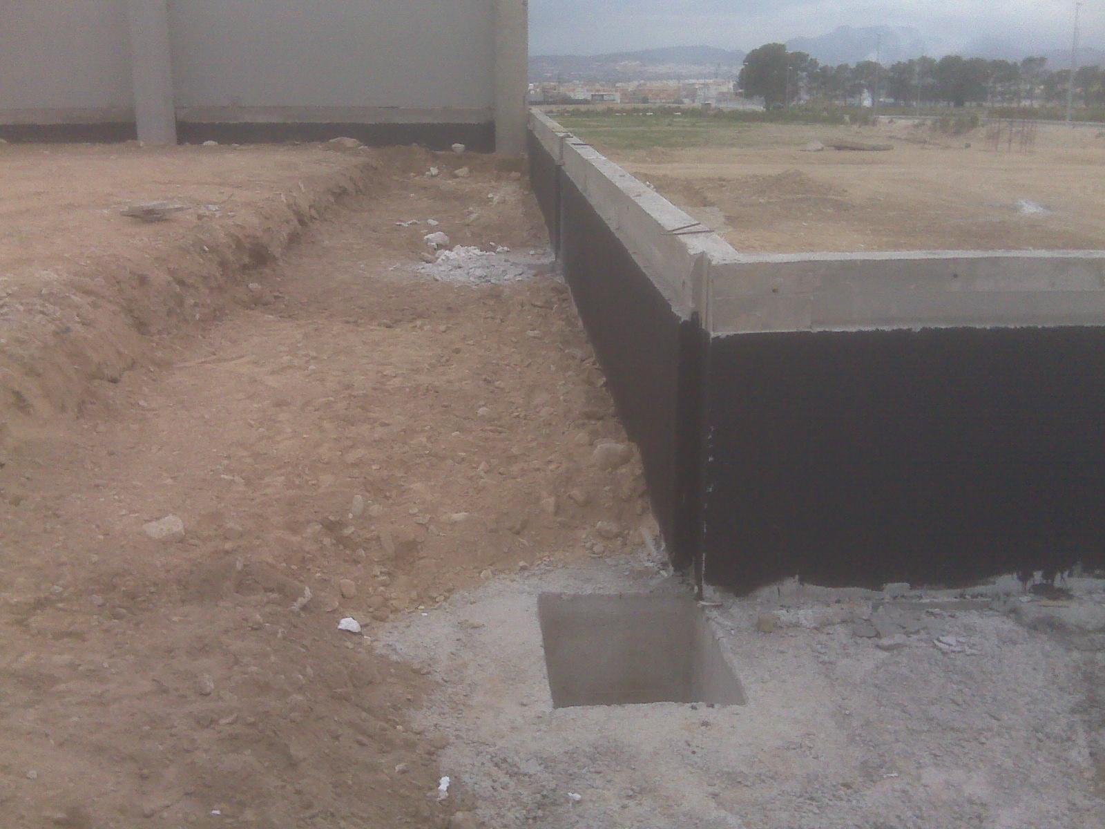 Inelsa empresa de construcci n en alicante cimentaciones for Naves prefabricadas de hormigon precios