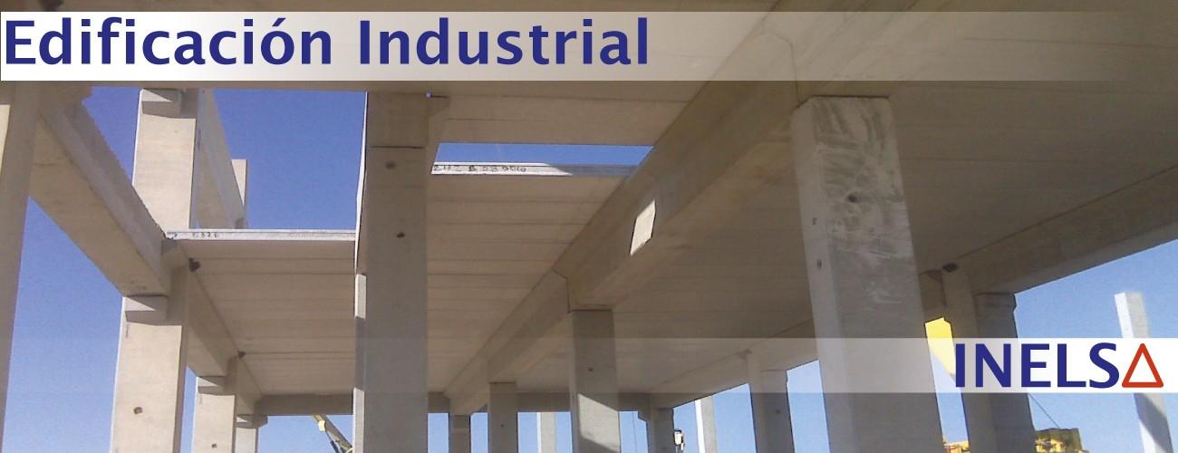 Construcción de estructura de hormigón pefabricada  para naves industriales prefabricadas precios en Alicante