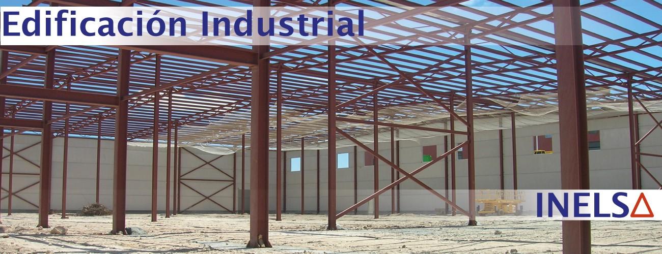 Construcción de estructura metálica para naves industriales precios en Alicante