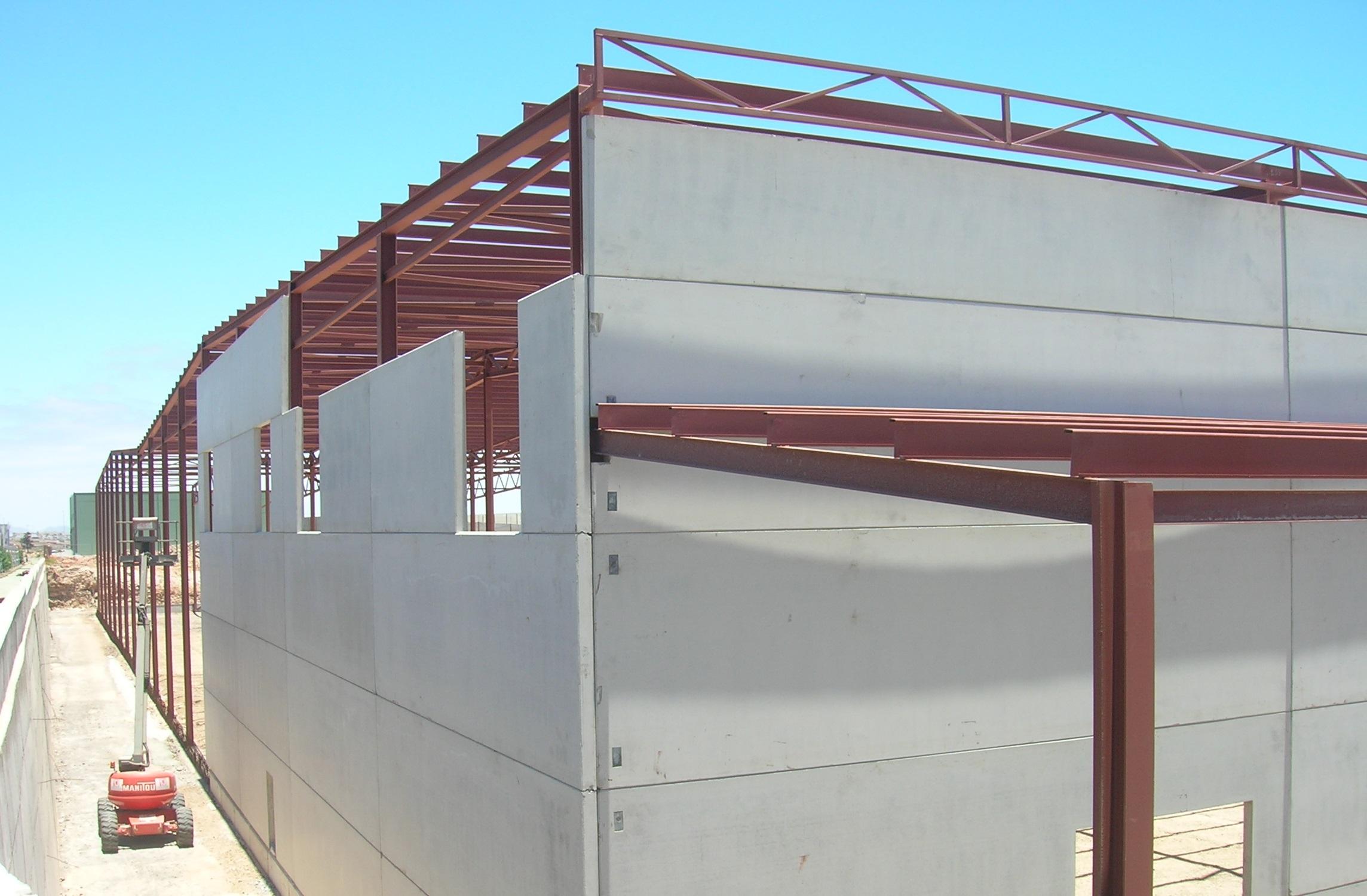 Inelsa empresa de construcci n en alicante naves for Naves prefabricadas de hormigon precios