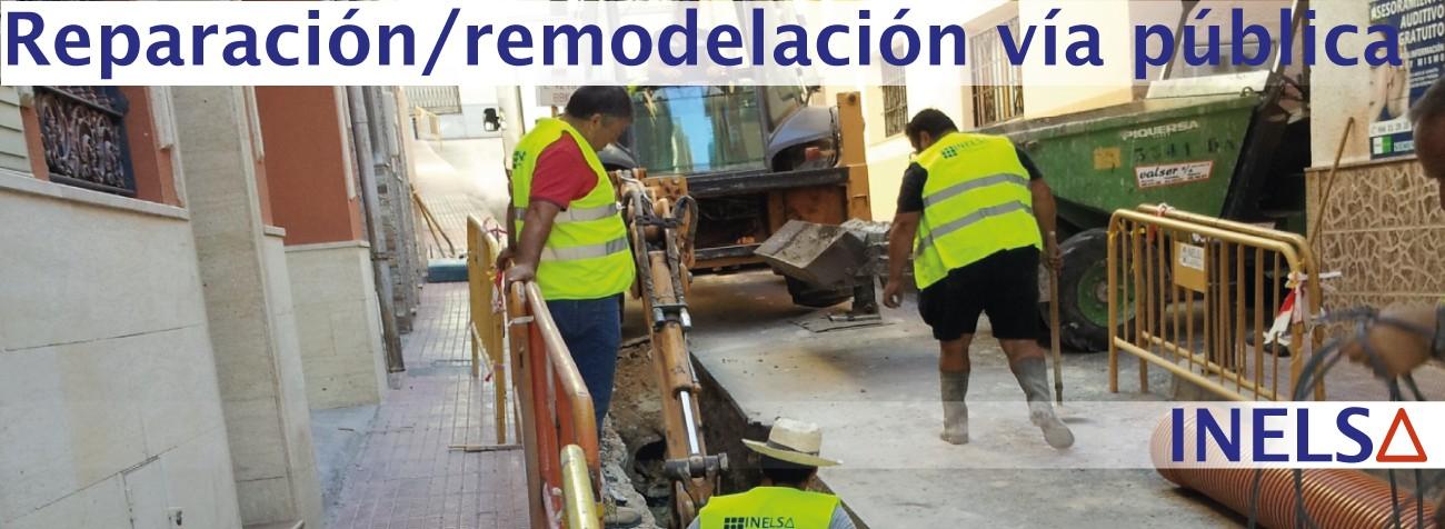 Rehabilitación Obras y Reformas en Provincia presupuesto de Alicante