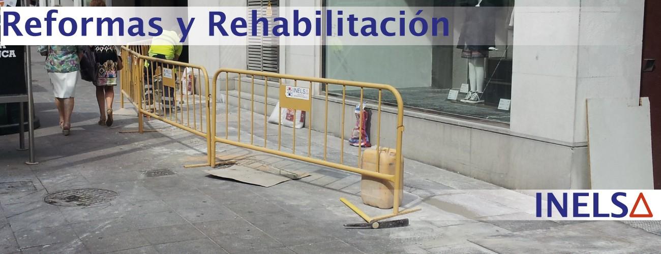 Empresa de Construcción de Obras rehabilitaciones presupuesto en Alicante