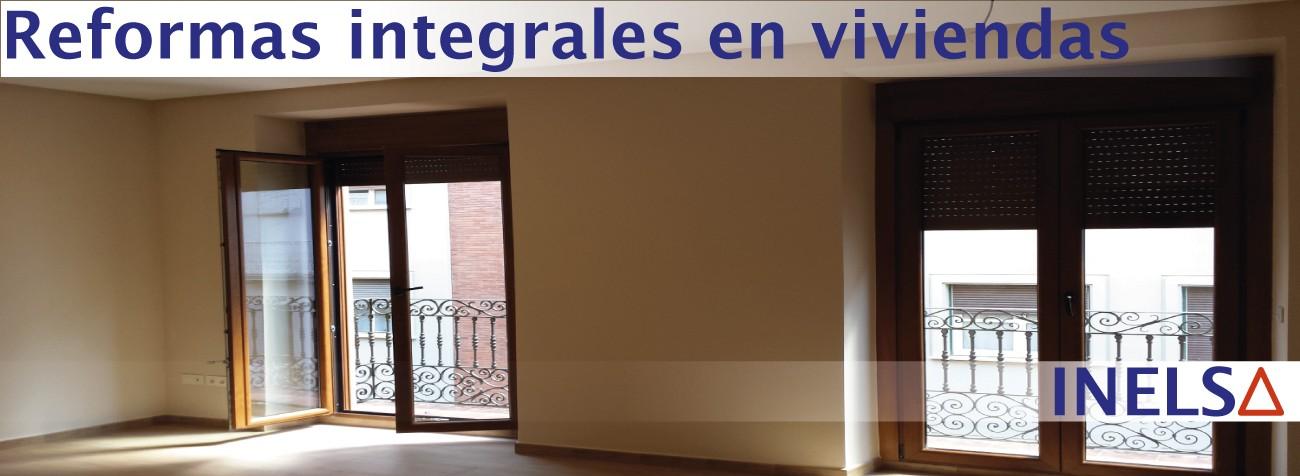 Empresa de obras y reformas integrales en casas y viviendas en la Provincia de Alicante
