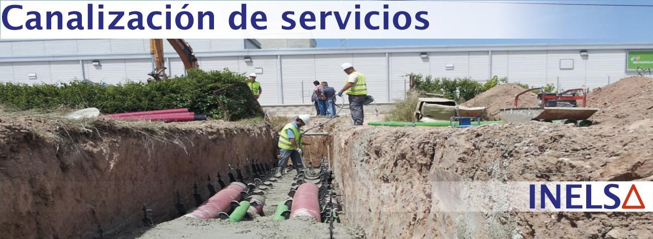 Empresas constructoras de Canalizaciones presupuesto en Alicante