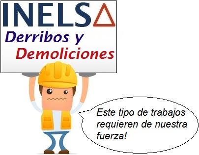 Empresa derribos demoliciones en alicante