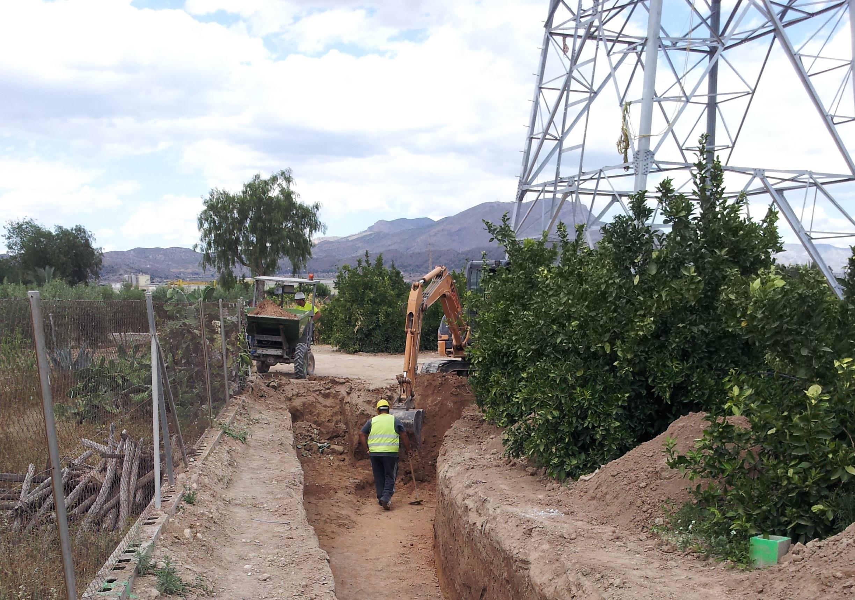 Empresa de Excavaciones canalaizaciones precio en Alicante