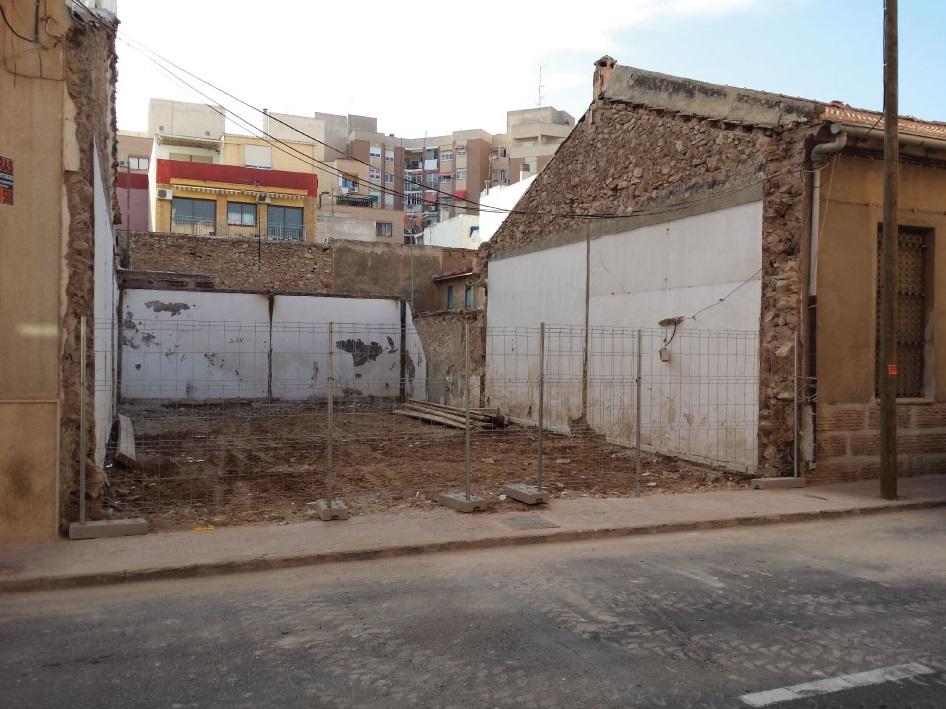 Empresa de derribos y demoliciones de casas en Alicante presupuesto