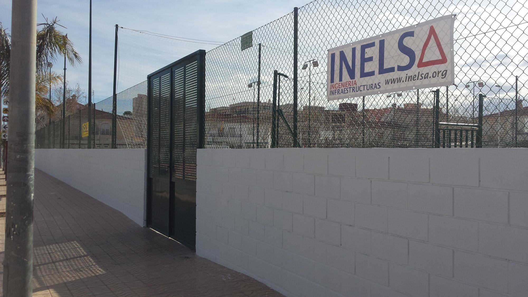 Inelsa empresa de construcci n en alicante construccion for Malla de construccion